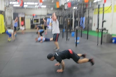 How Many Calories Does 100 Burpees Burn
