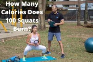 How Many Calories Does 100 Squats Burn