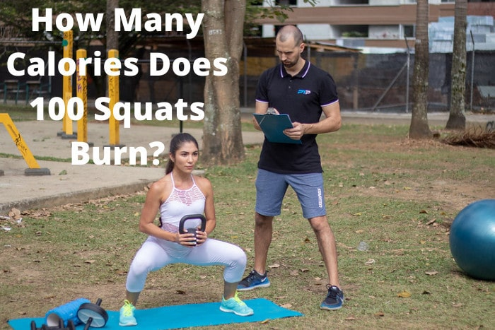 How Many Calories Does 100 Squats Burn