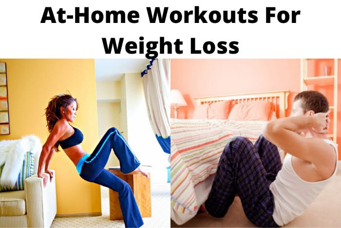 At-Home Workouts For Weight Loss
