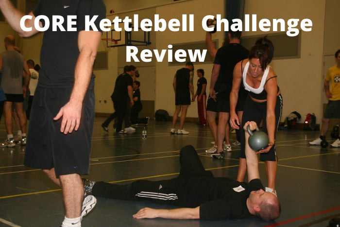 CORE Kettlebell Challenge Review