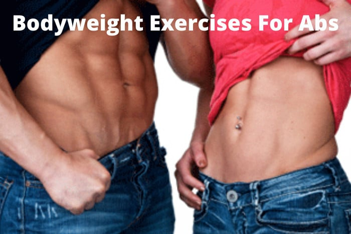 Bodyweight Exercises For Abs