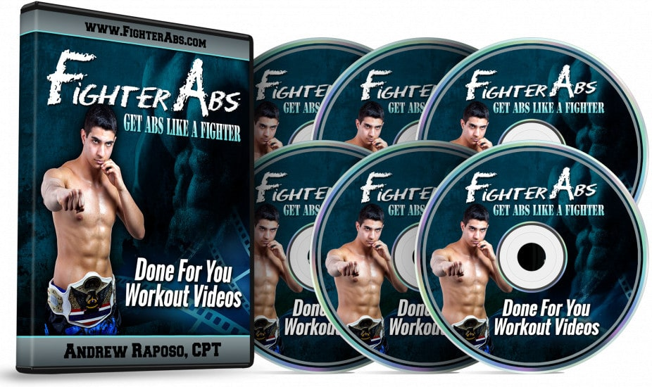 Fighter Abs Review - The Fighter Abs Program