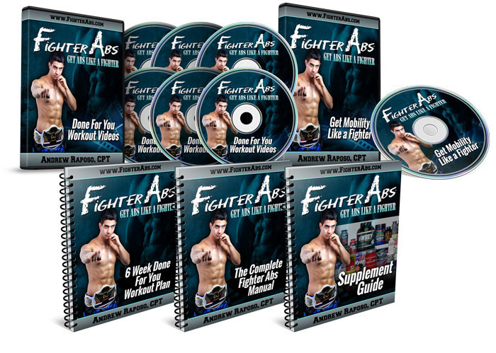 The Fighter Abs Program and Bonuses