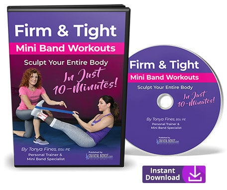 The Firm and Tight Mini Band Workout Program