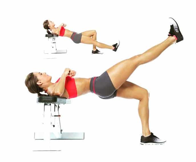 The Single-Leg Hip Thrust Exercise