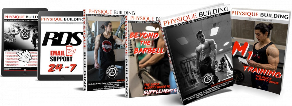 The Entire RDS Physique Building Program and Bonuses