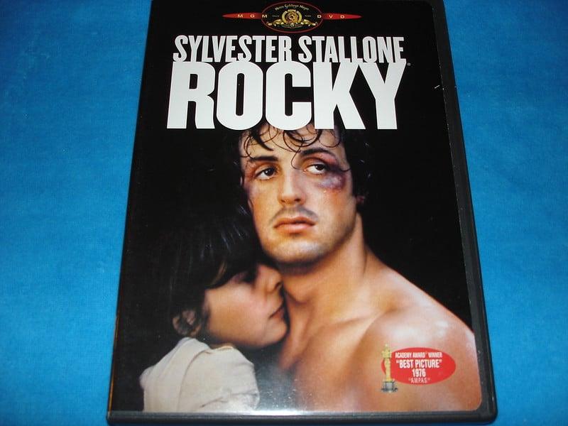 Sylvester Stallone - Rocky