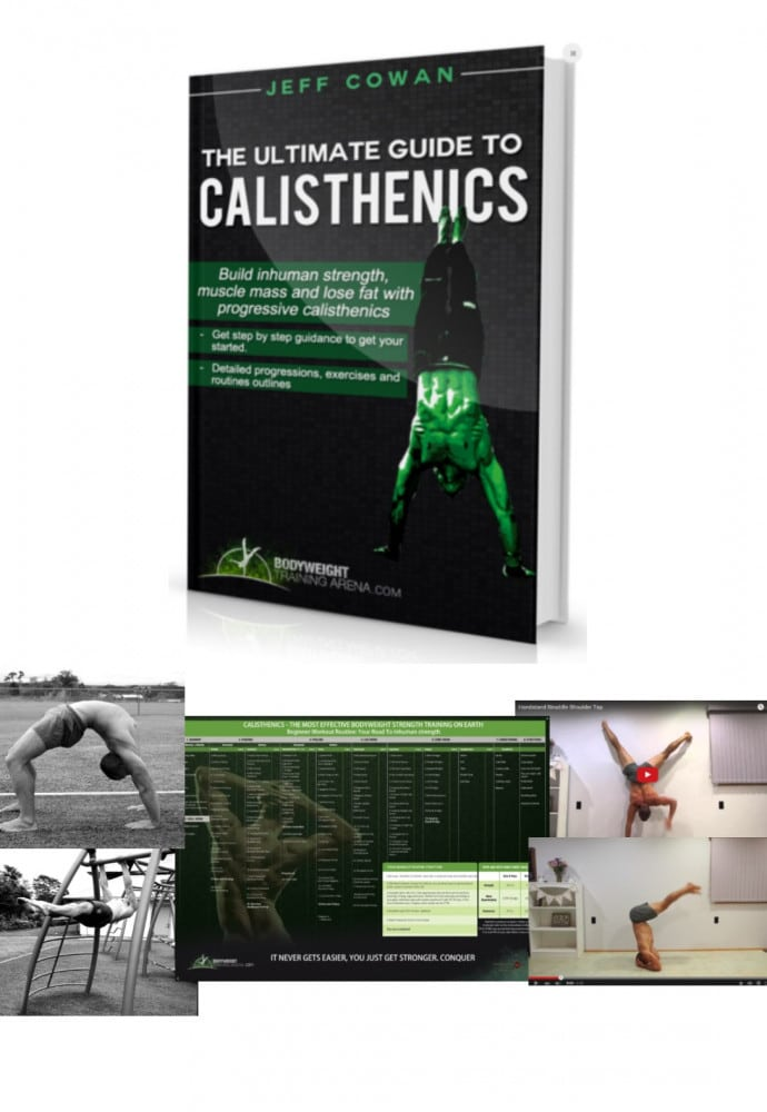 The Ultimate Guide to Calisthenics