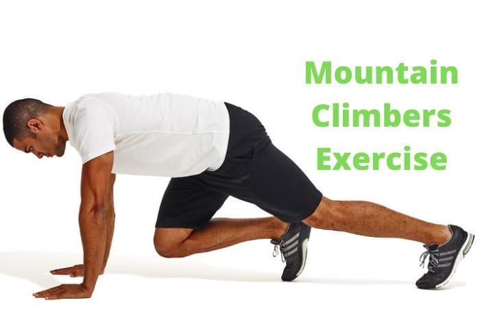 Mountain Climbers Exercise