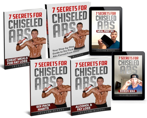7 Secrets For Chiseled Abs Bonuses