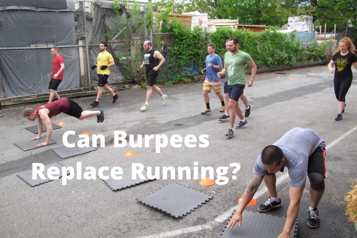 Can Burpees Replace Running