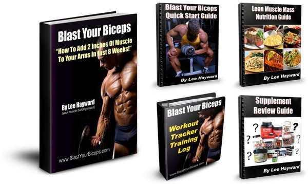 Blast Your Biceps Training System & Bonuses