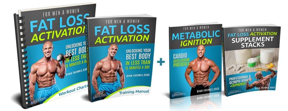 Fat Loss Activation Program & Bonuses
