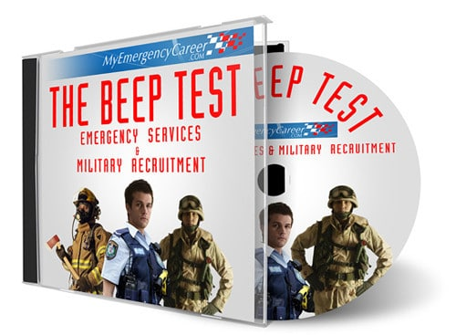 The Beep Test - Emergency Services and Military Recruitment