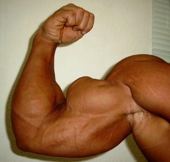 A Very Muscular Arm