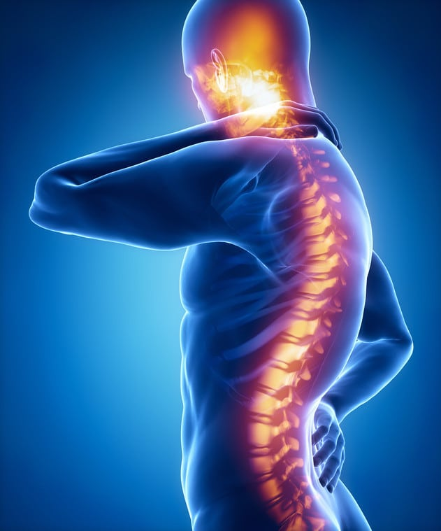 Spine Injury Pain