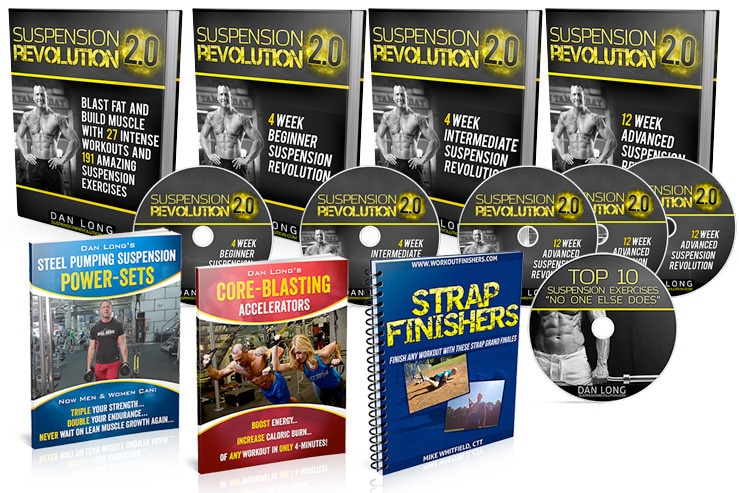 The Complete Suspension Revolution 2.0 Package