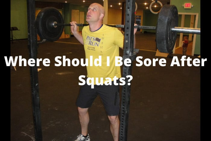 Where Should I Be Sore After Squats