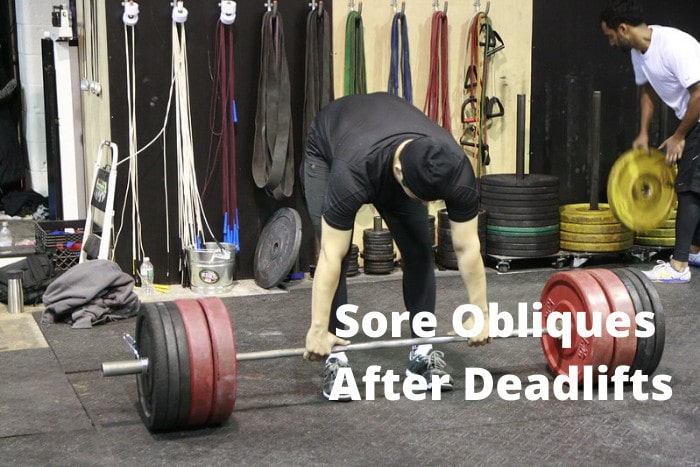 Why Do I Get Sore Obliques After Deadlifts