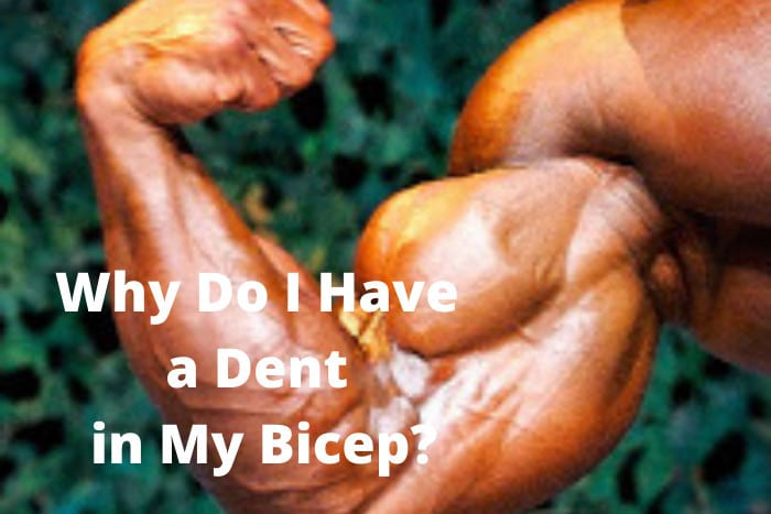 Why Do I Have a Dent in My Bicep